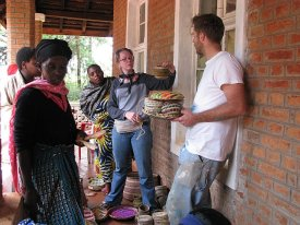 Tanzania Pomern Market