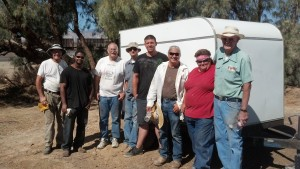 HomelessShack 20130906 Group
