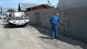 Graffiti - L St