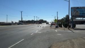 Crosswalk construction